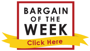 Check Out Our Bargain Of The Week!!!
