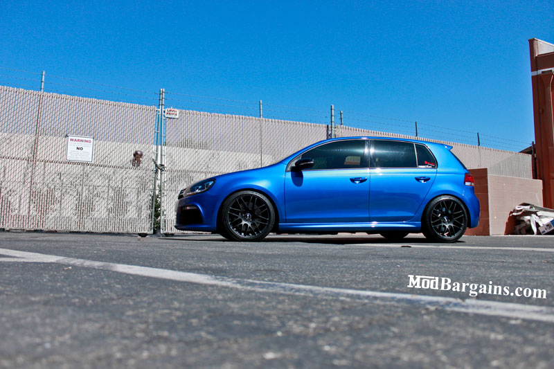 Vmr V718 Wheels On A Vw Golf R Installed At Modbargains Com