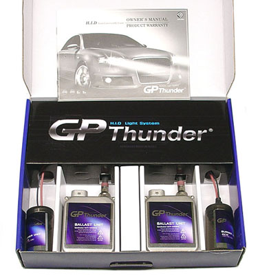 GP Thunder HID Lighting System