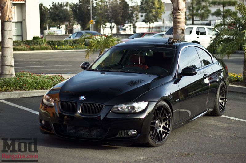 Quick Snap Just Right Sean S Bmw E92 335i On Kw V1