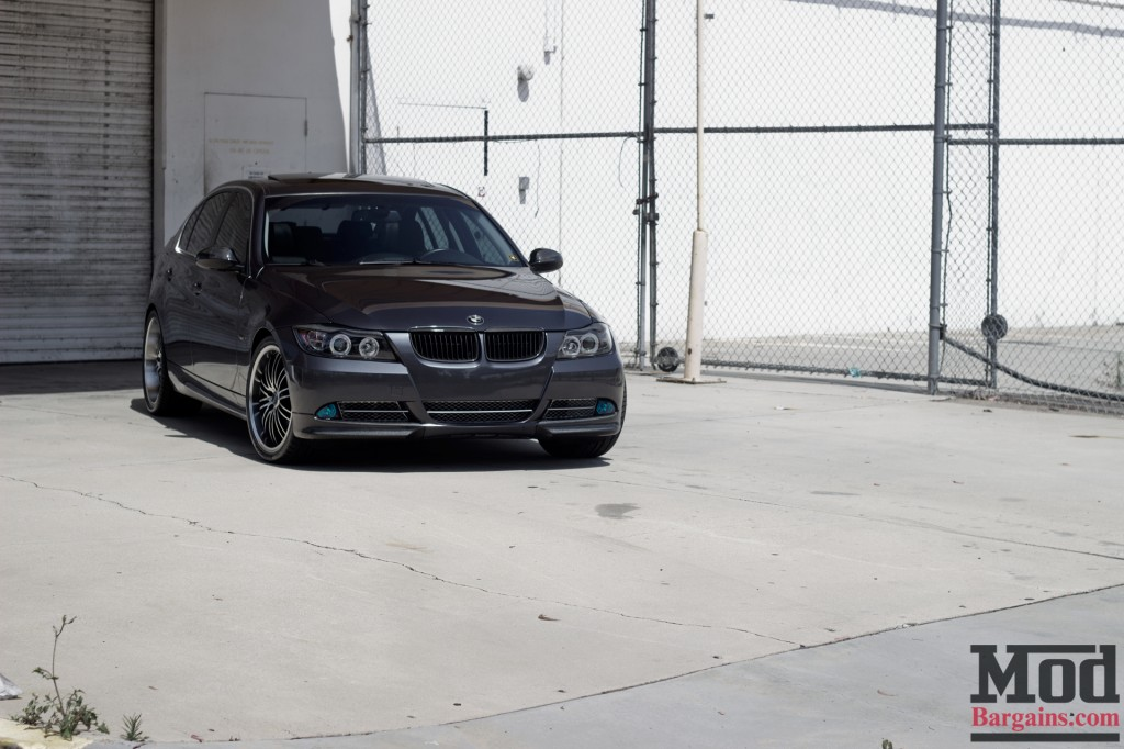 Performance First: Rodger's Tuned BMW E90 335i Sedan Makes No Compromises