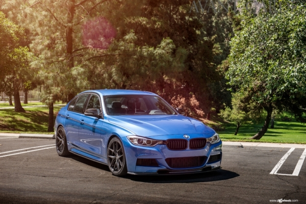 Modification Expert Frank's Project F30: How a Mod Expert Transforms His Own Ride