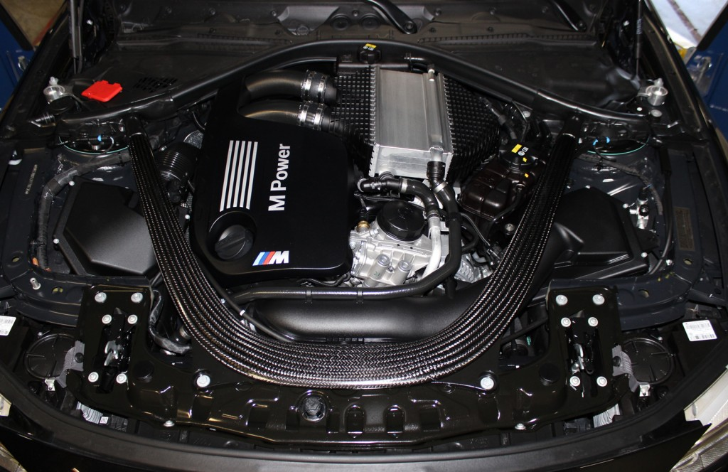 Bmw Engine Bay Components