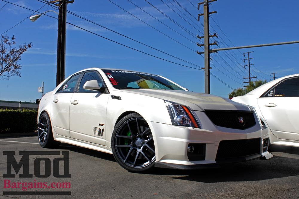 Cadillac Cts V Eibach Pro Kit Springs Img