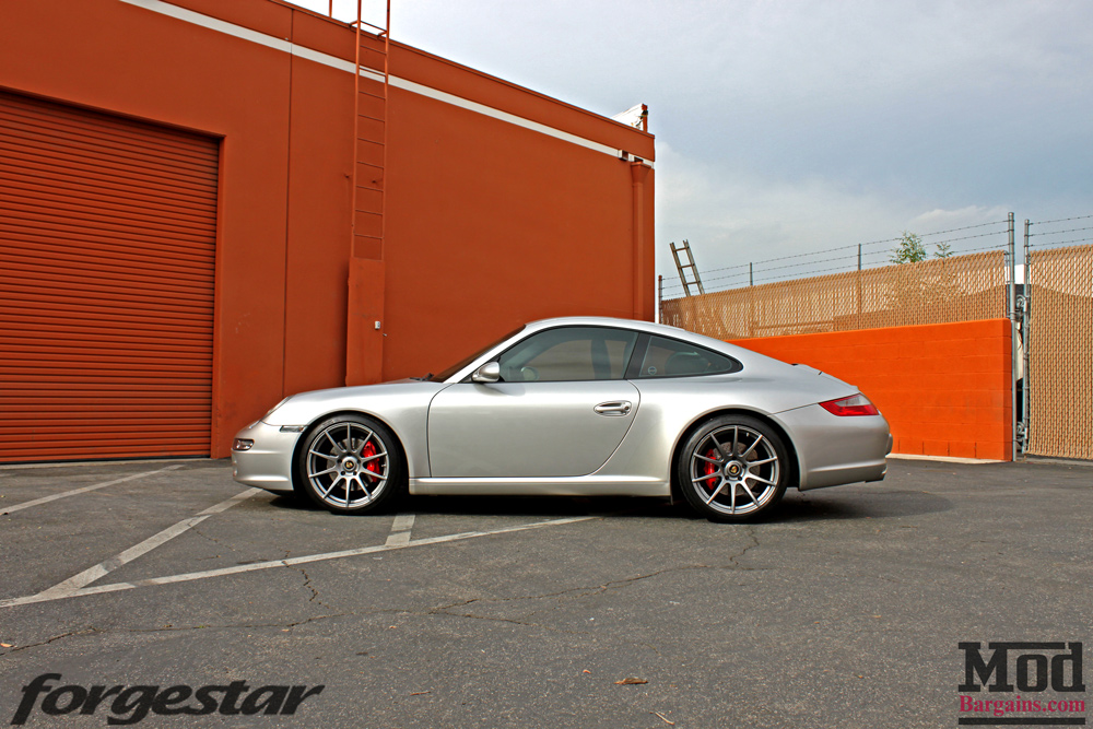 Modbargains Com L 997 Porsche Carrera S On Forgestar Cf10