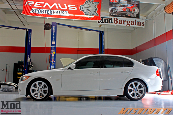 Stock, or is it? Matt T's E90 Modded BMW 335i Sleeper may surprise you!
