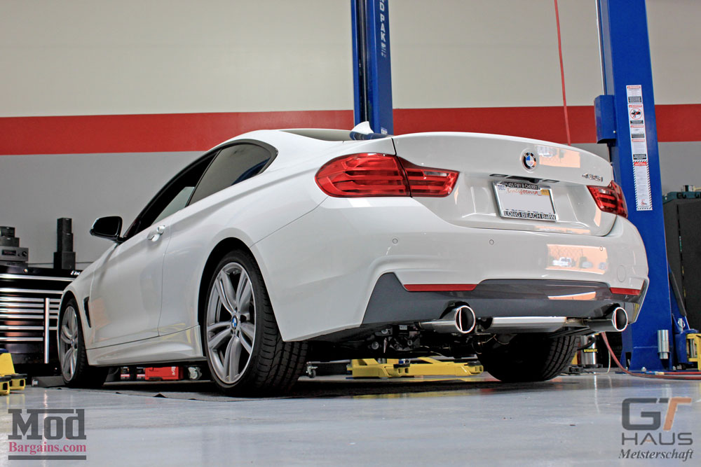 Cat Cat Bmw Cat-back Exhaust For Bmw