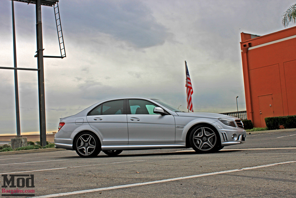New Project Car: Ron's W204 Mercedes C63 AMG – One ANGRY