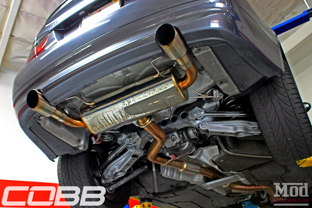 Motul Transmission Fluid Change on E90 BMW 335i