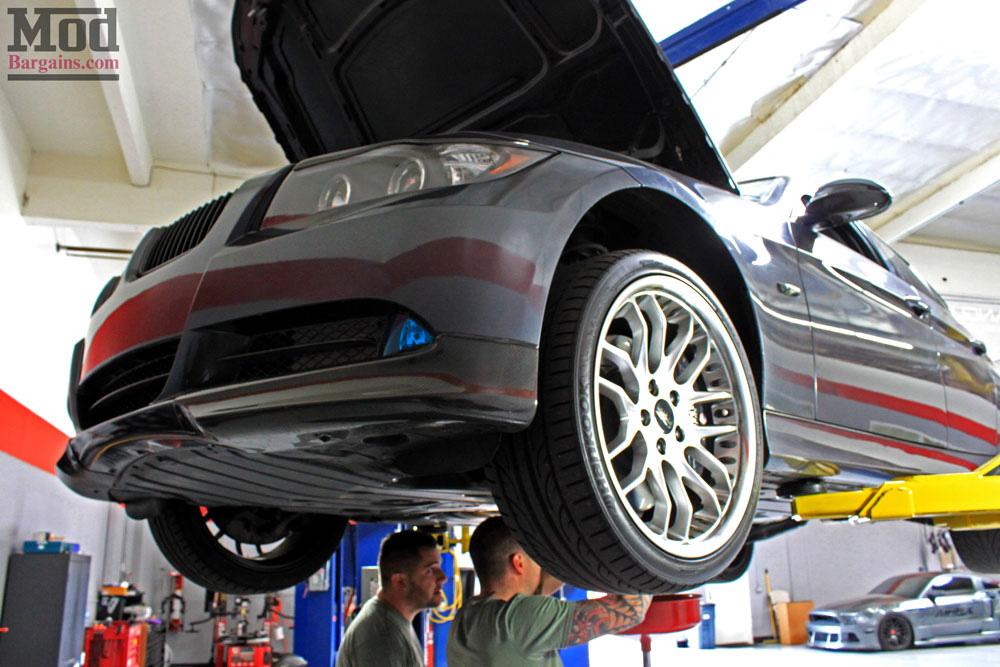 BMW_E9X_335i_Motul_transmission_Fluid_change-6