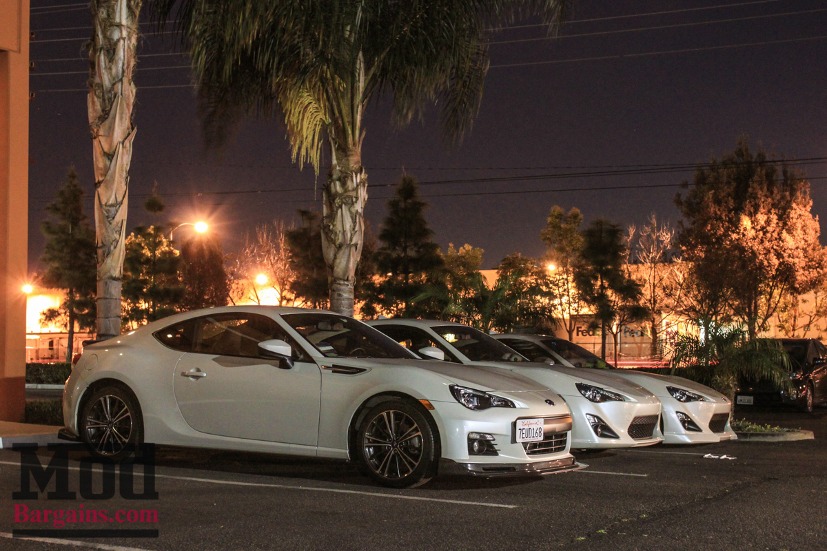 Modauto Lights Up The Night At 1st Monthly Socal Fr S Brz Meet