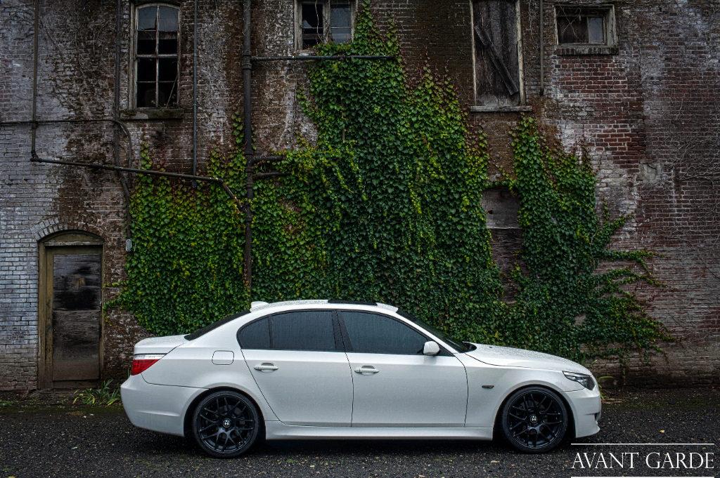 "BMW 535i - 20x8.5"" / 20x10"" Matte Black M310"
