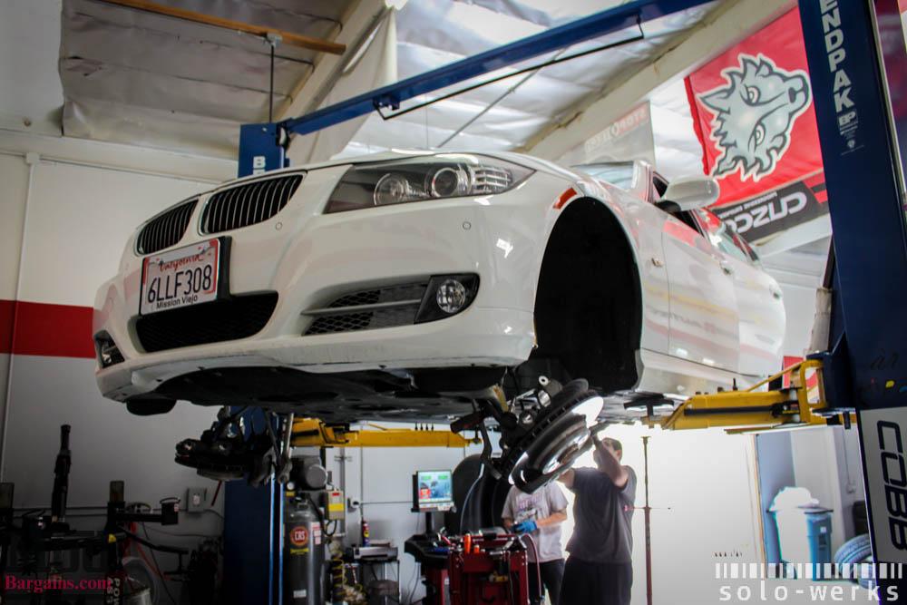 3 Best Power Mods for BMW 335d [E90] M57