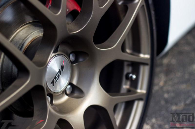 On the Run: Kevin's 2009 Audi B8 A5 - ModBargains com's Blog