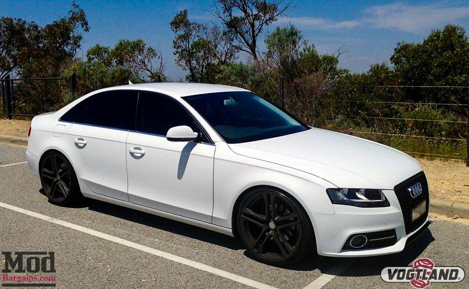 Audi a4 avant 2010 interior 6