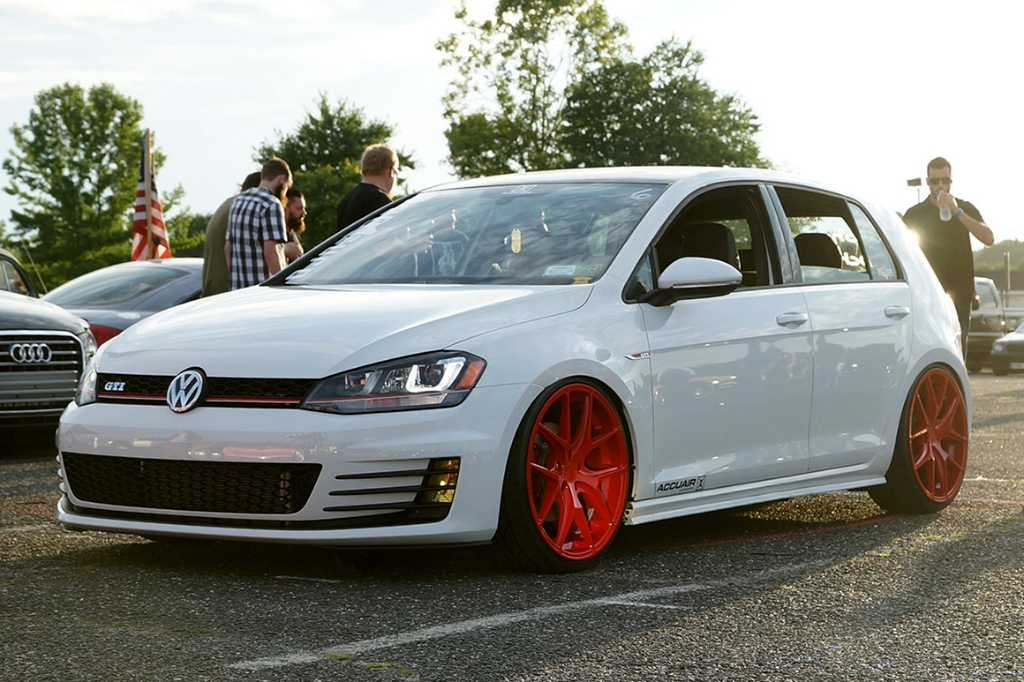 Tech: The 5 Best Mods for VW Golf GTI Mk 7