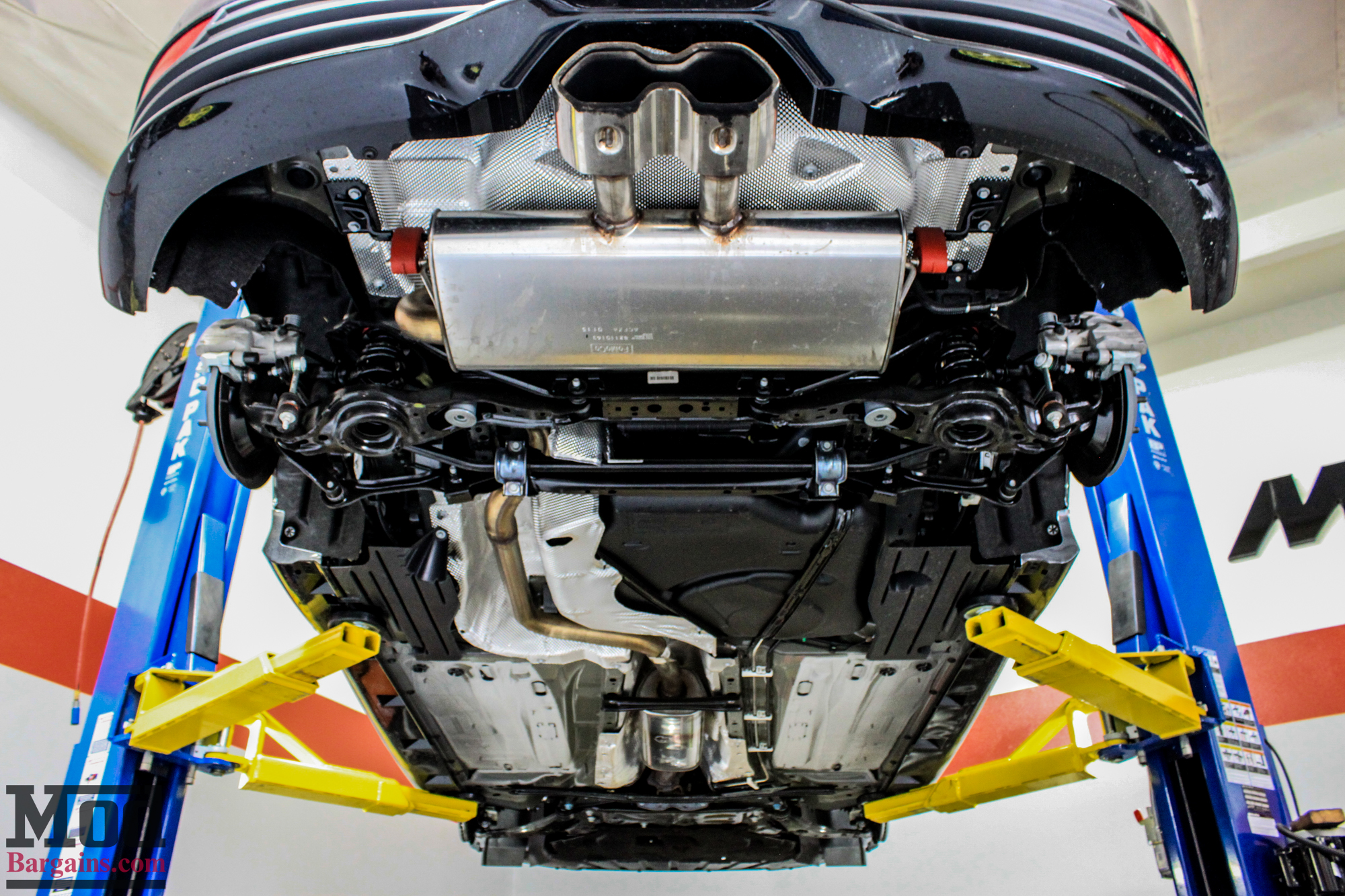Focus St Exhaust 2019 2020 New Car Price And Reviews Honda Prelude Blaster Coil Wiring Diagram Mp275 Ford Cat Back By Milltek Install