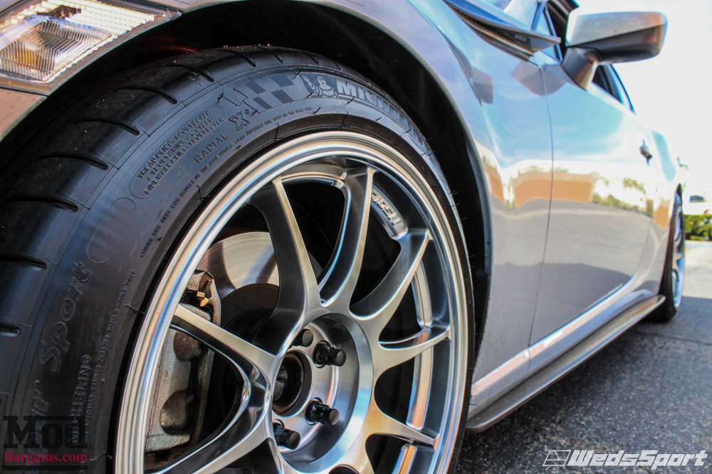 Scion Tc Exhaust >> Scion FR-S on Wedsport TC105N Wheels + TRD Mods