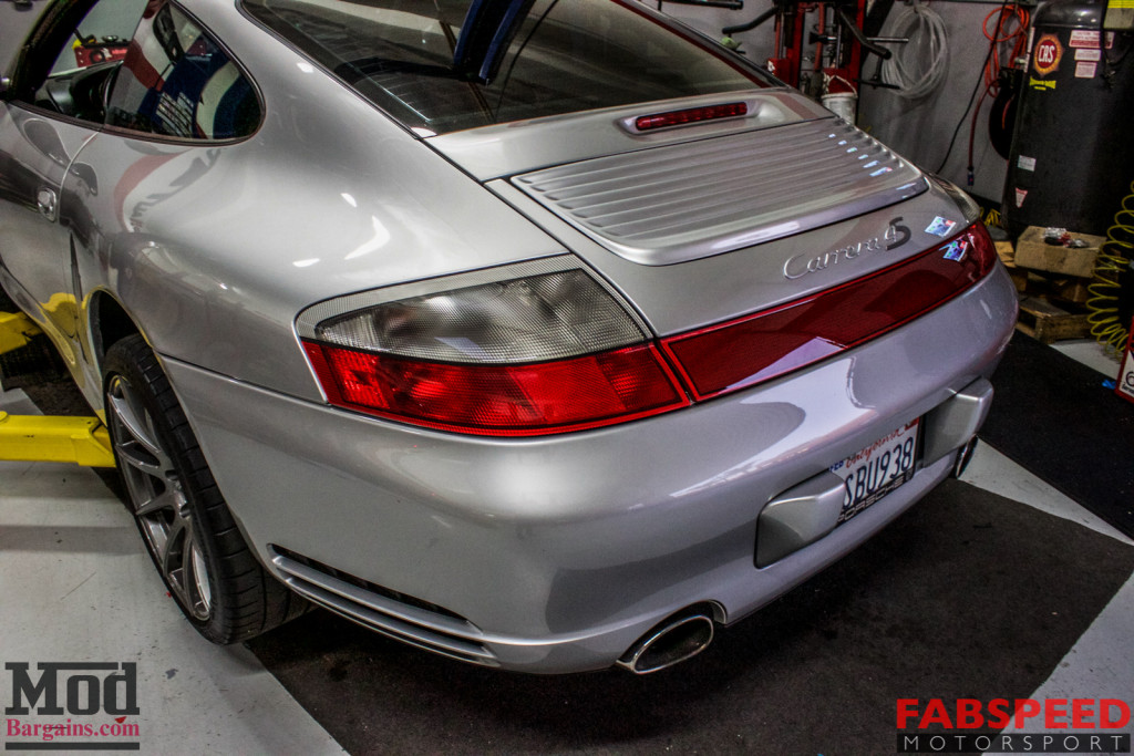 Porsche Carrera 996 Fabspeed Performance Exhaust System