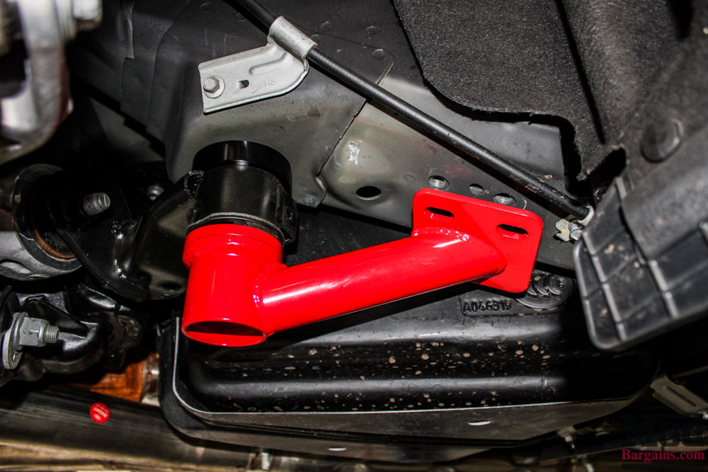 Ford Mustang GT 2015 Eibach ProKit BMR Sways etc Roush Wheels-10
