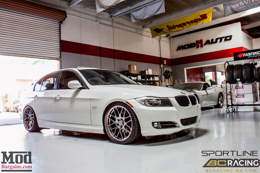BMW E90 328i Sportline 8S BC Coilovers BMWExhaust (3)