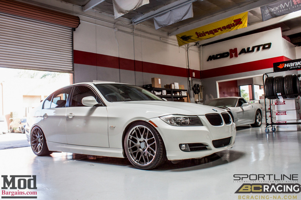 BMW E90 328i Sportline 8S BC Coilovers BMWExhaust (4)