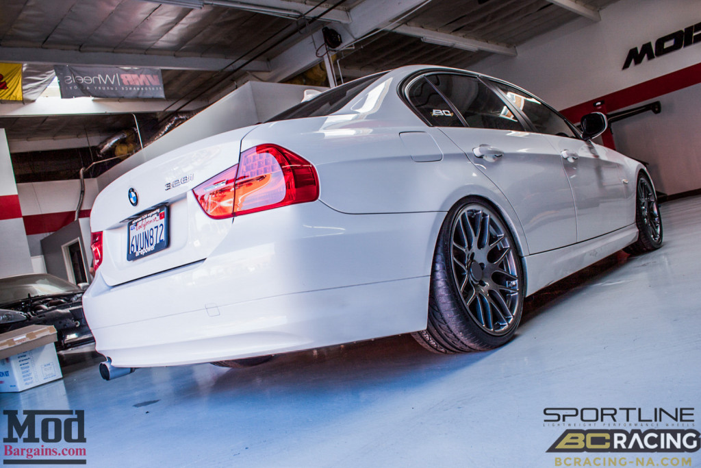 BMW E90 328i Sportline 8S BC Coilovers BMWExhaust (6)