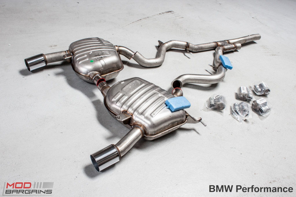 BMW Performance Exhaust For BMW Iiii E - 2007 bmw 335i performance upgrades