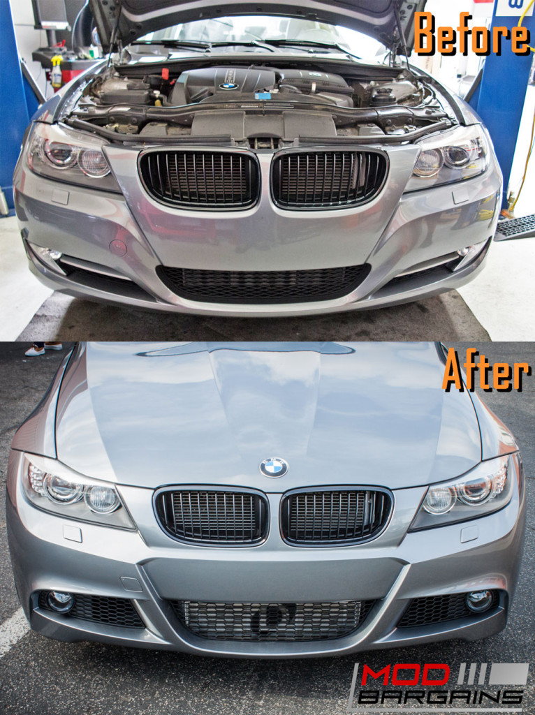 bmw-e90-335i-msport-bumper-before-after