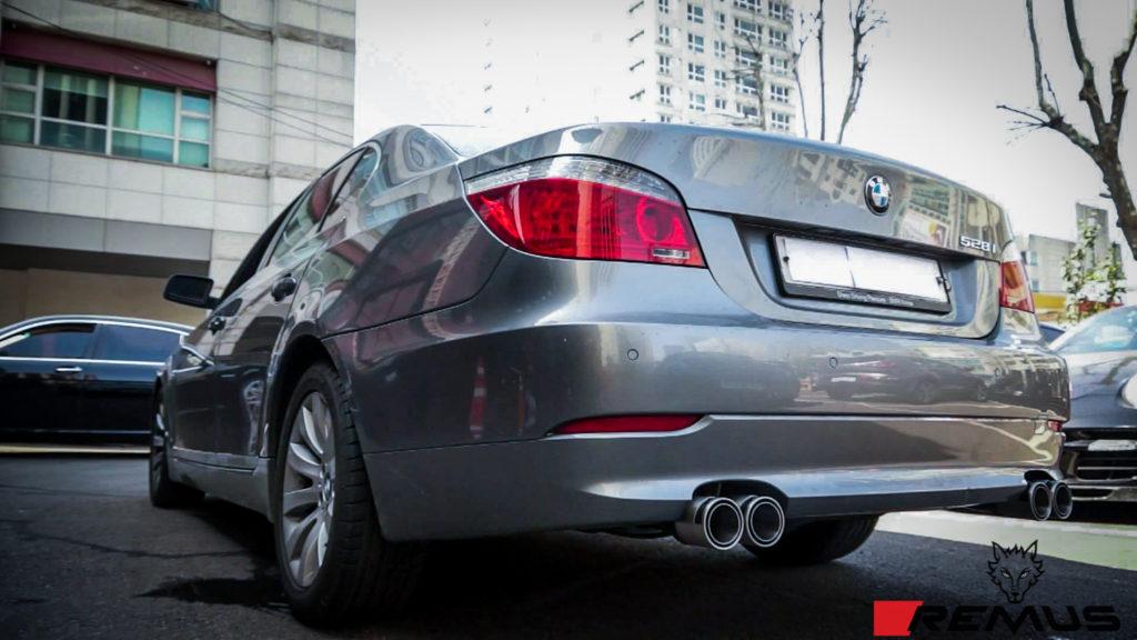BMW_E60_528i_Remus_exhaust_quad_StreetRace_img001