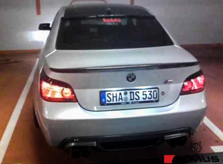 BMW_E60_530i_remus_Quad_Exhaust_Img006