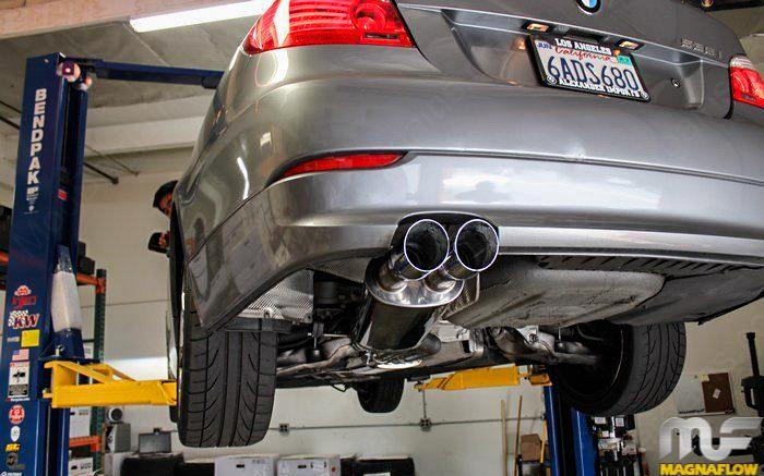 BMW_E60_535i_Magnaflow_Exhaust_img001