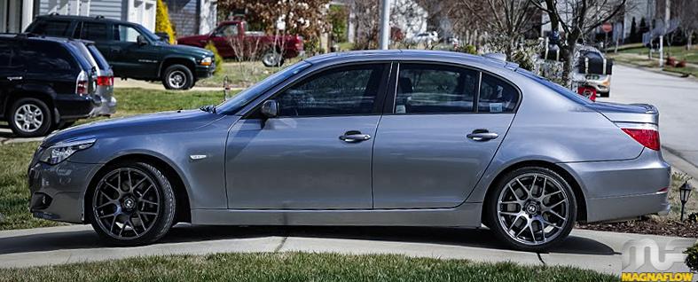 BMW_E60_535i_Magnaflow_Exhaust_img006