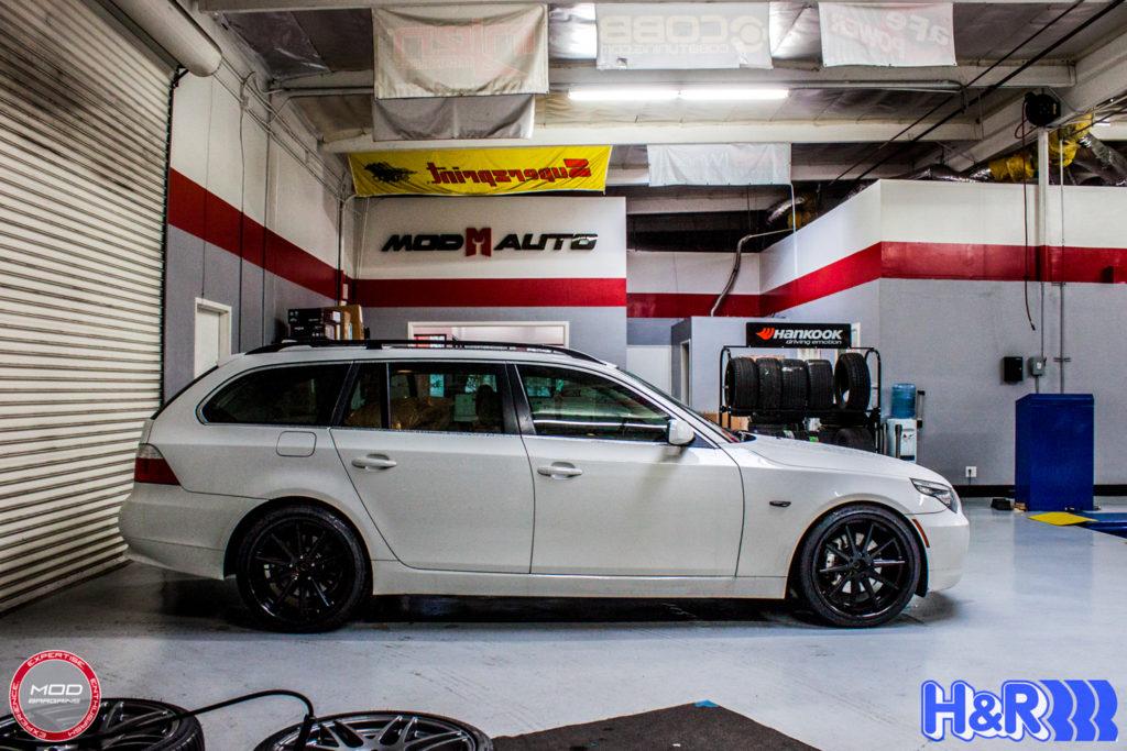 BMW_E60_535i_Rohana_RC10_MatteBlack_HR_Springs (24)