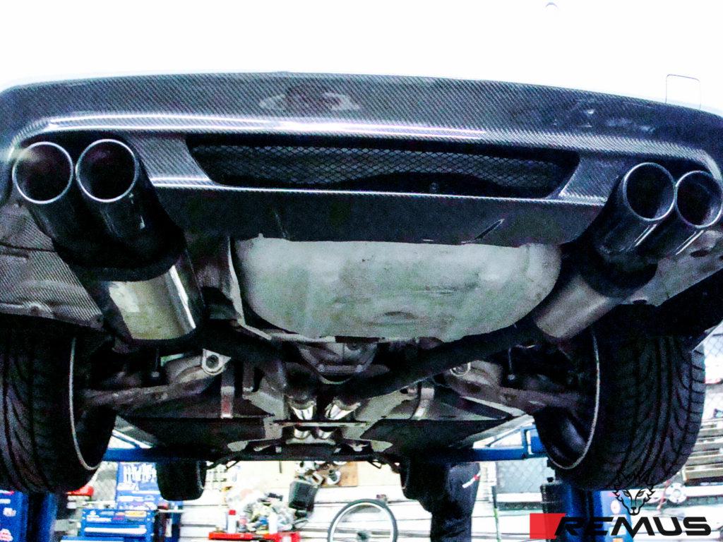BMW_E60_550i_Remus_Quad_Exhaust_img009
