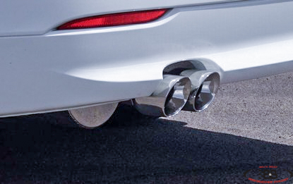 Billy Boat Axle Back Exhaust for 2004-10 BMW 535i img006