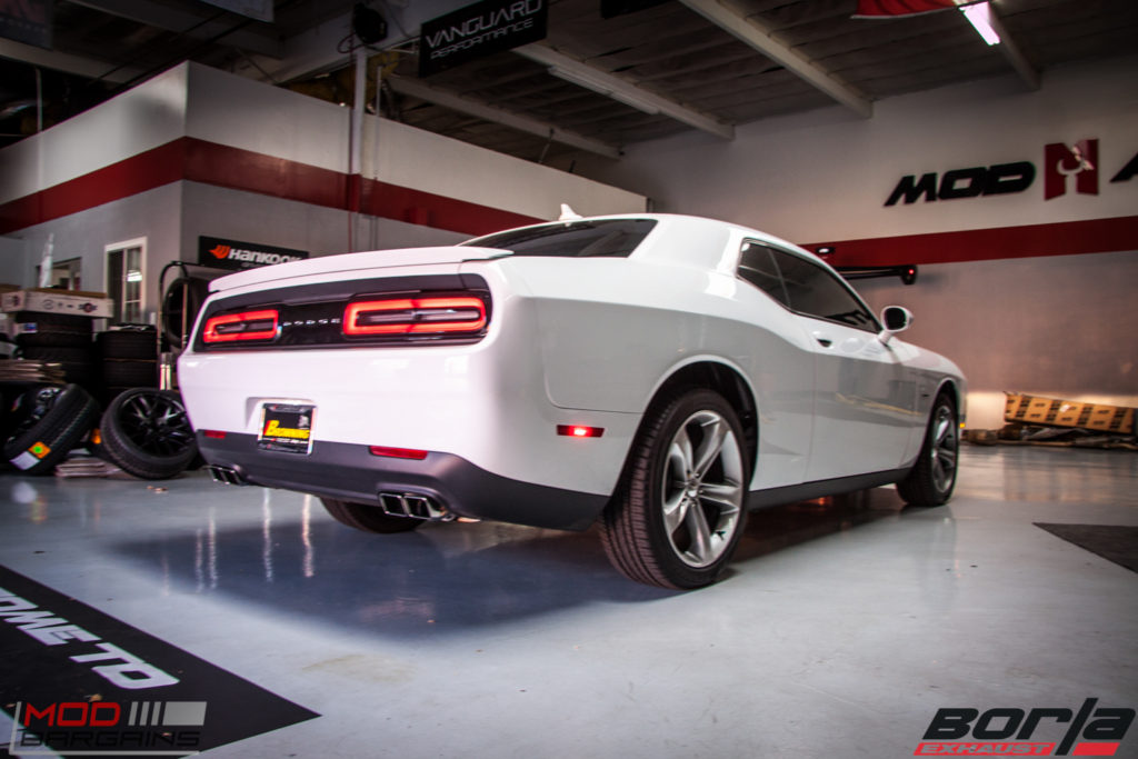 Dodge Challenger RT Borla Exhaust (18)
