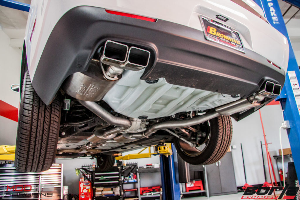 Dodge Challenger RT Borla Exhaust (9)