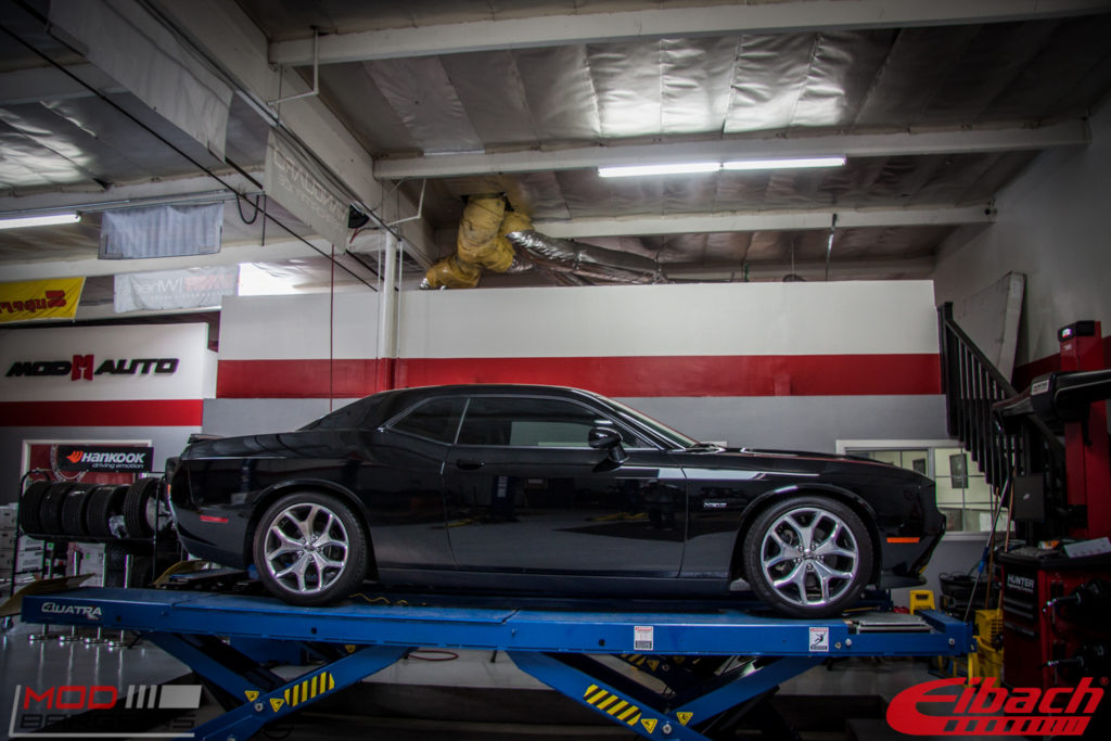 Dodge Challenger_Eibach_Springs_Solo_Exhaust (14)