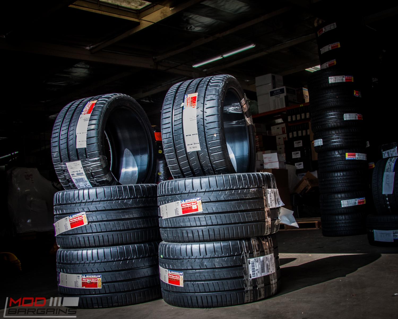 In Stock 345 30 Zr20 Michelin Pilot Super Sport Tires