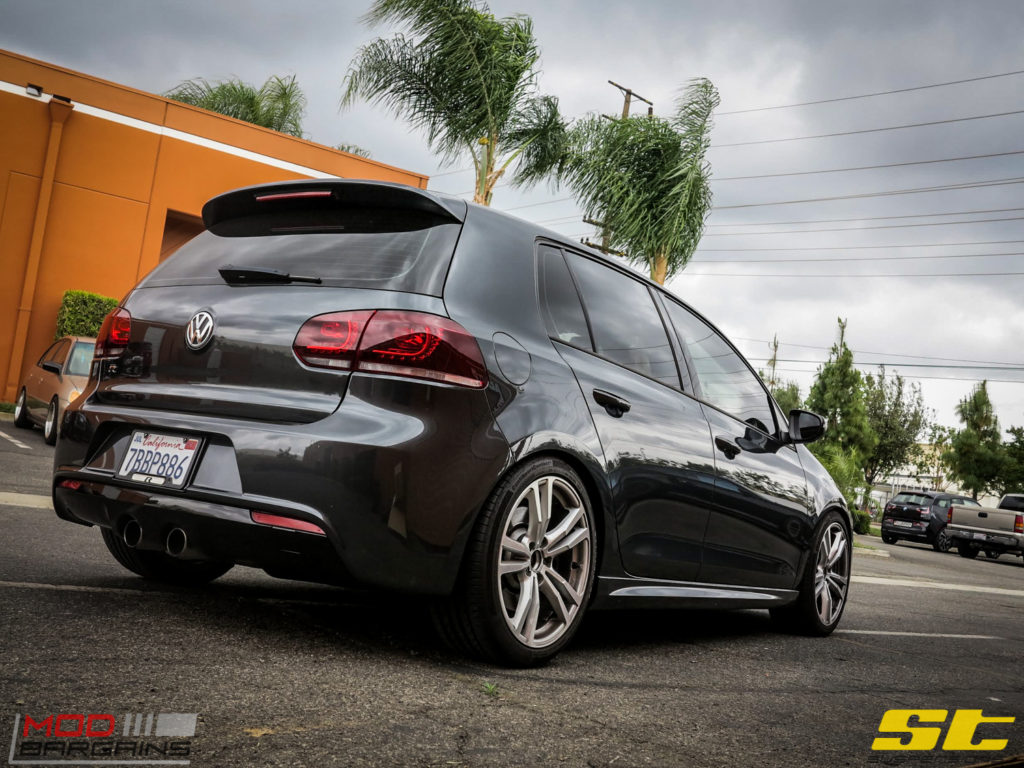 VW Golf R Mk6 ST Suspension Coilovers (1)