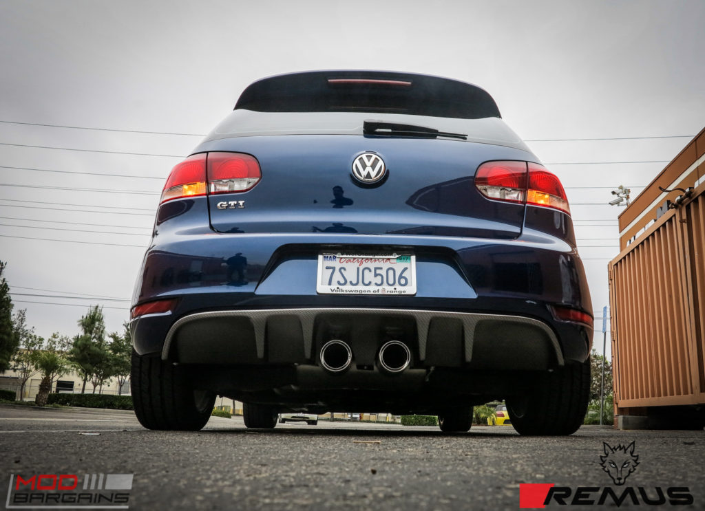 remus exhaust for gti