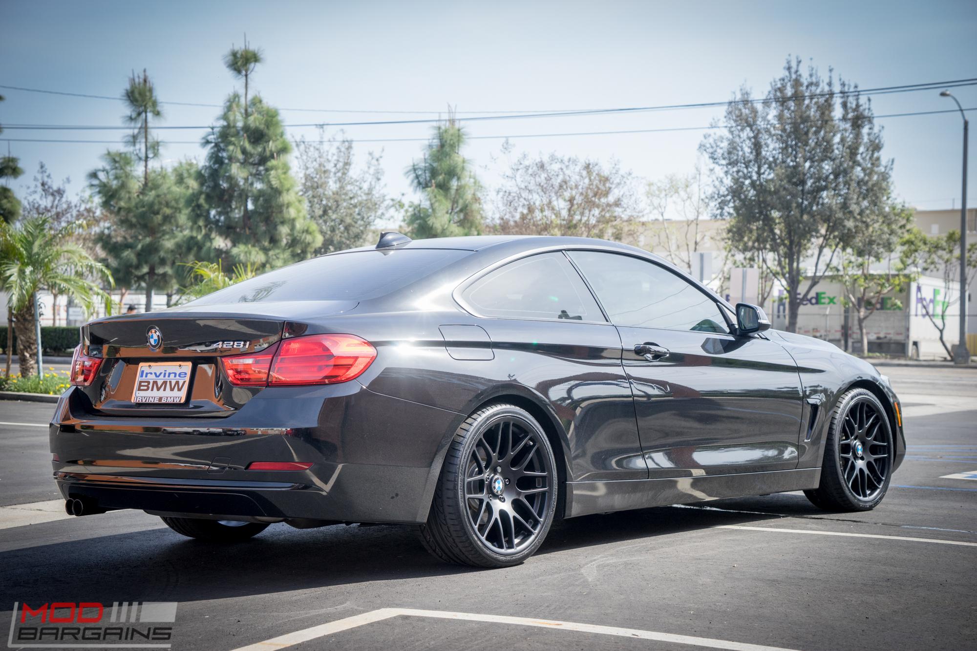 Bmw 428i Sport Line >> Black F32 BMW 428i gets Black Sportline 8S Wheels