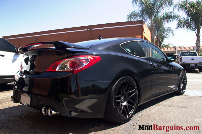 Stop Your Hyundai Genesis Coupe Faster With These 4 Brake