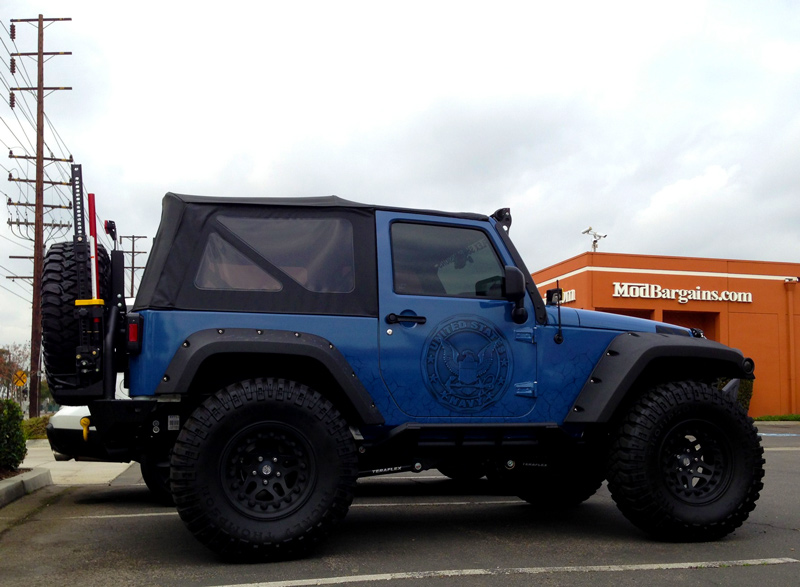 7 Key Mods You've Got To Do To Your Jeep JK Wrangler - ModBargains.com's Blog