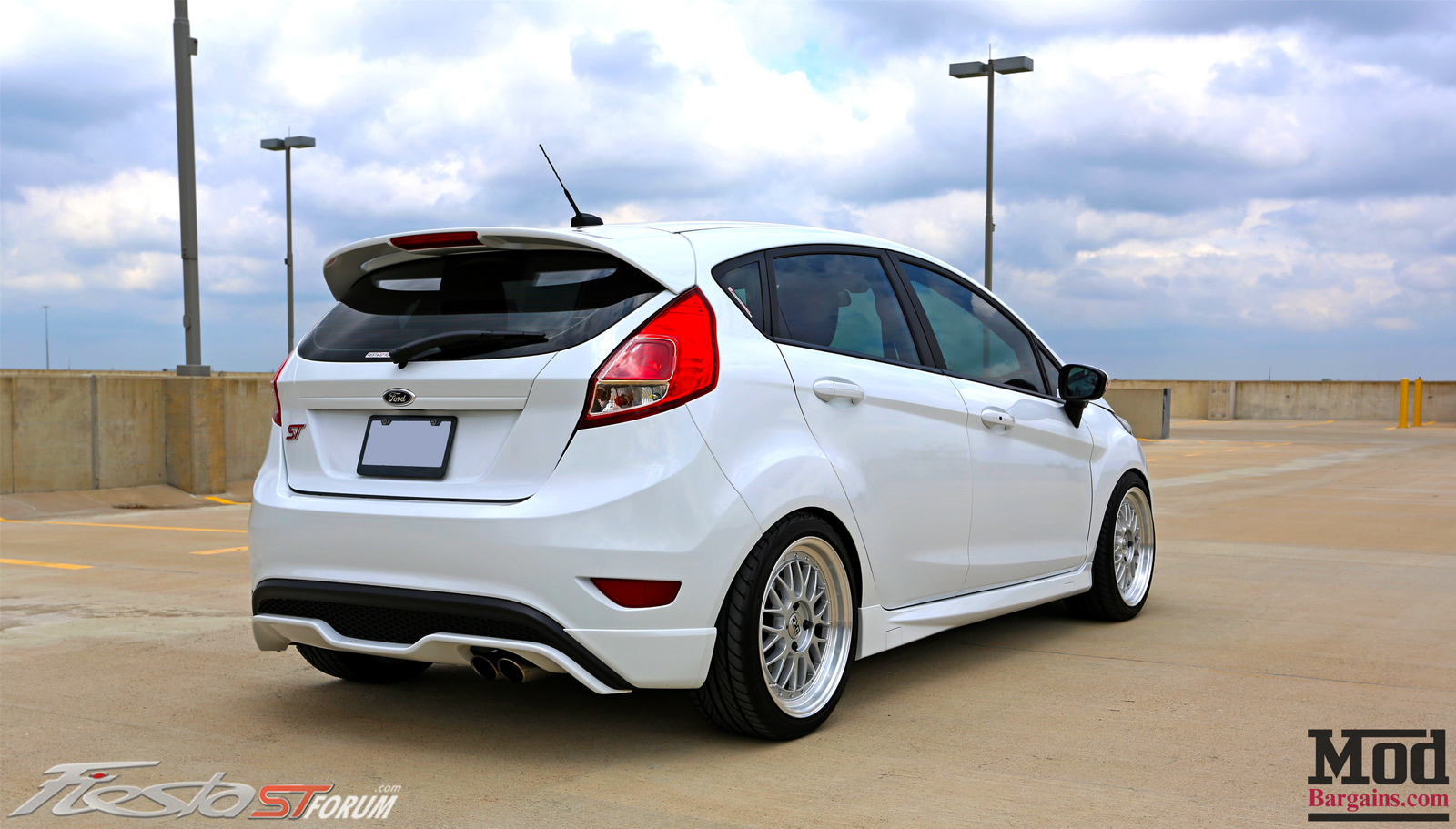 Quick Snap Zach S Ford Fiesta St On Esm 004 Wheels