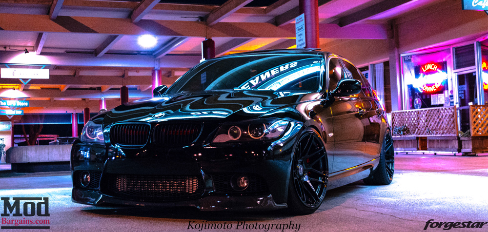 2017 Bmw 335i >> Cole Durden's E90 335i Brings The Fight on Forgestar F14 Super Deep Concave Wheels - ModBargains ...