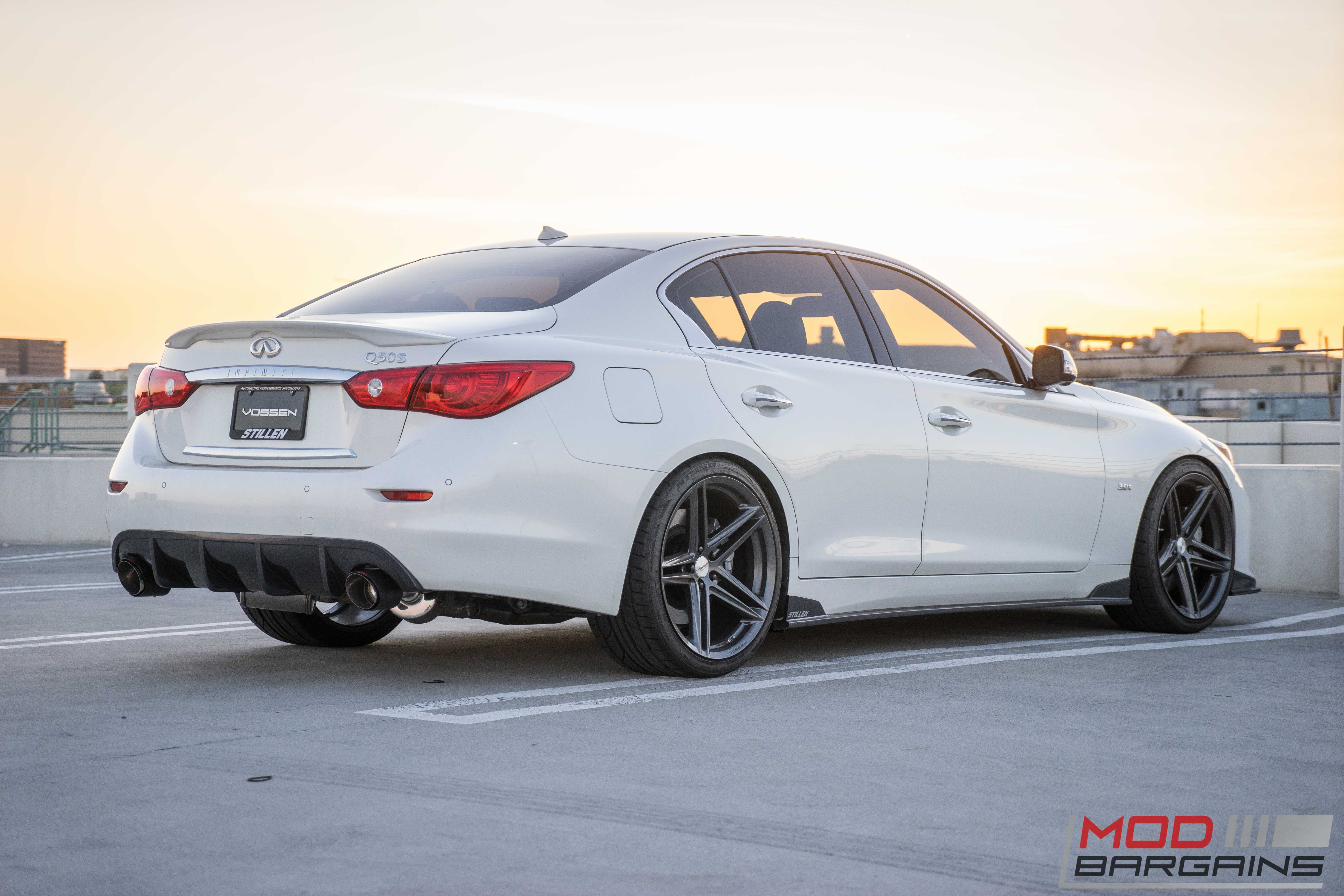 Best Mods for Infiniti Q50 3 0t 2016 3 0TT VR30DDTT