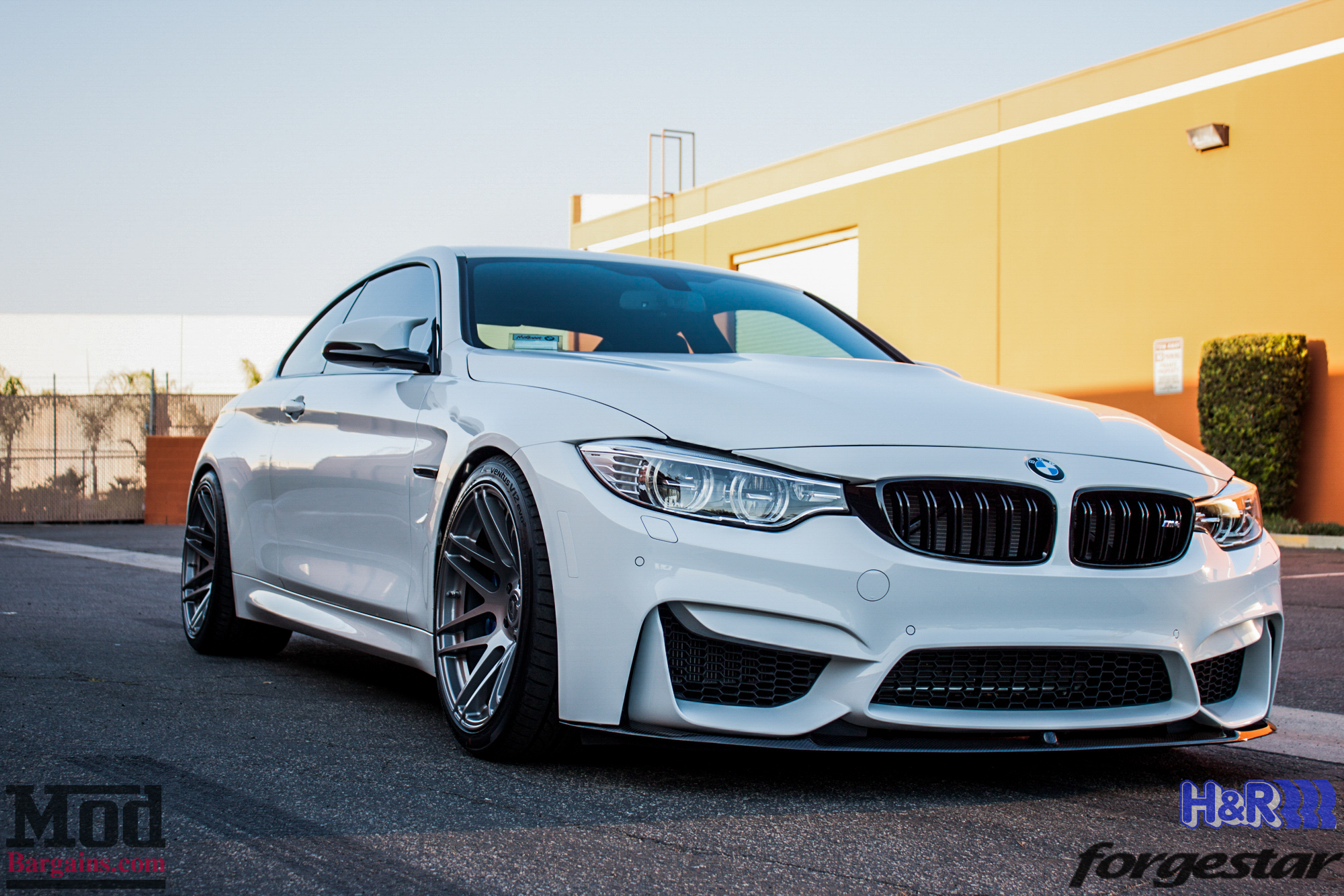 F82 BMW M4 Gets Remus Exhaust + F14s 2B Show-Ready