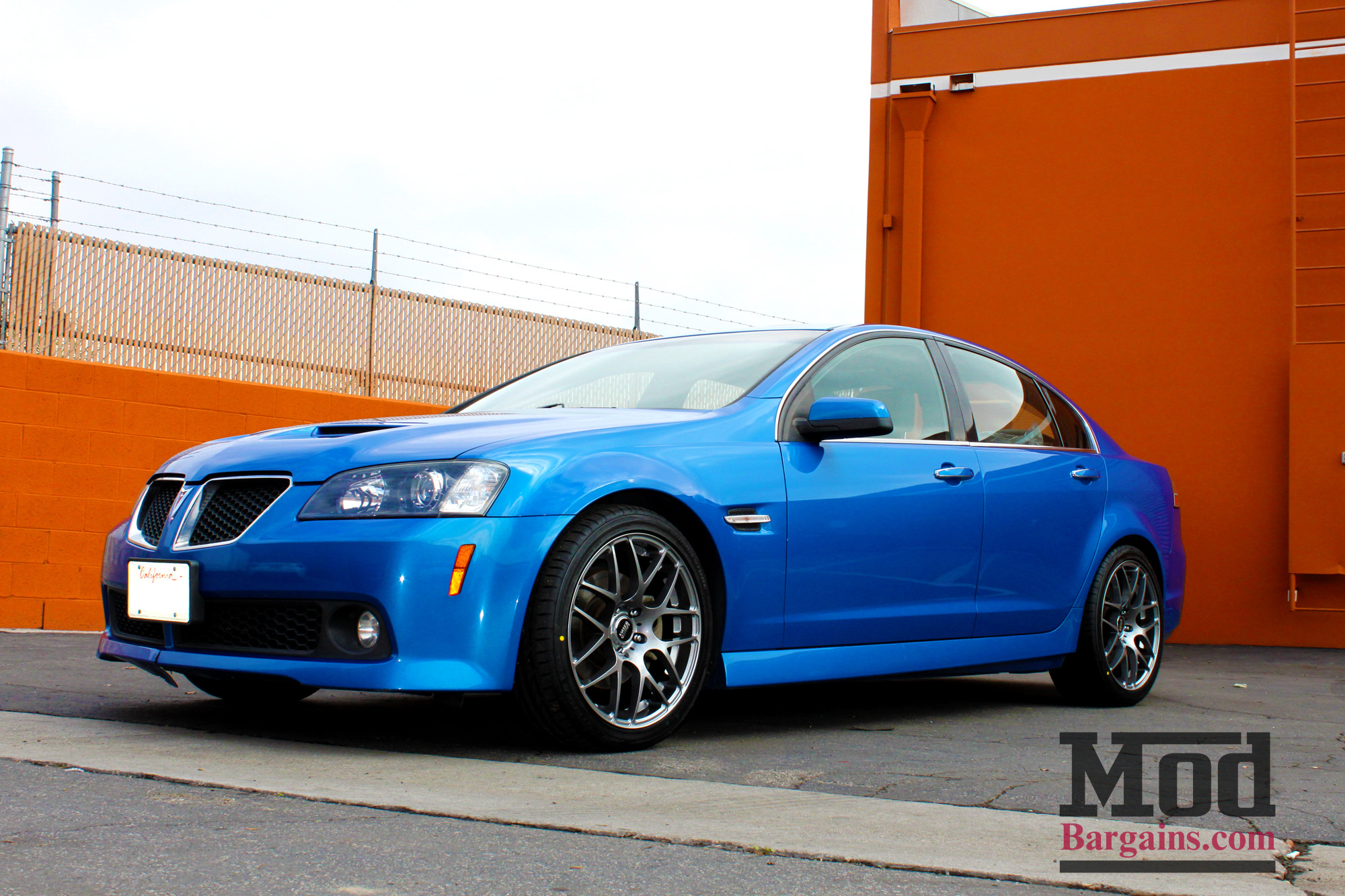 Tech 4 Best Mods For Pontiac G8 Gt Holden Commodore Factory Parts